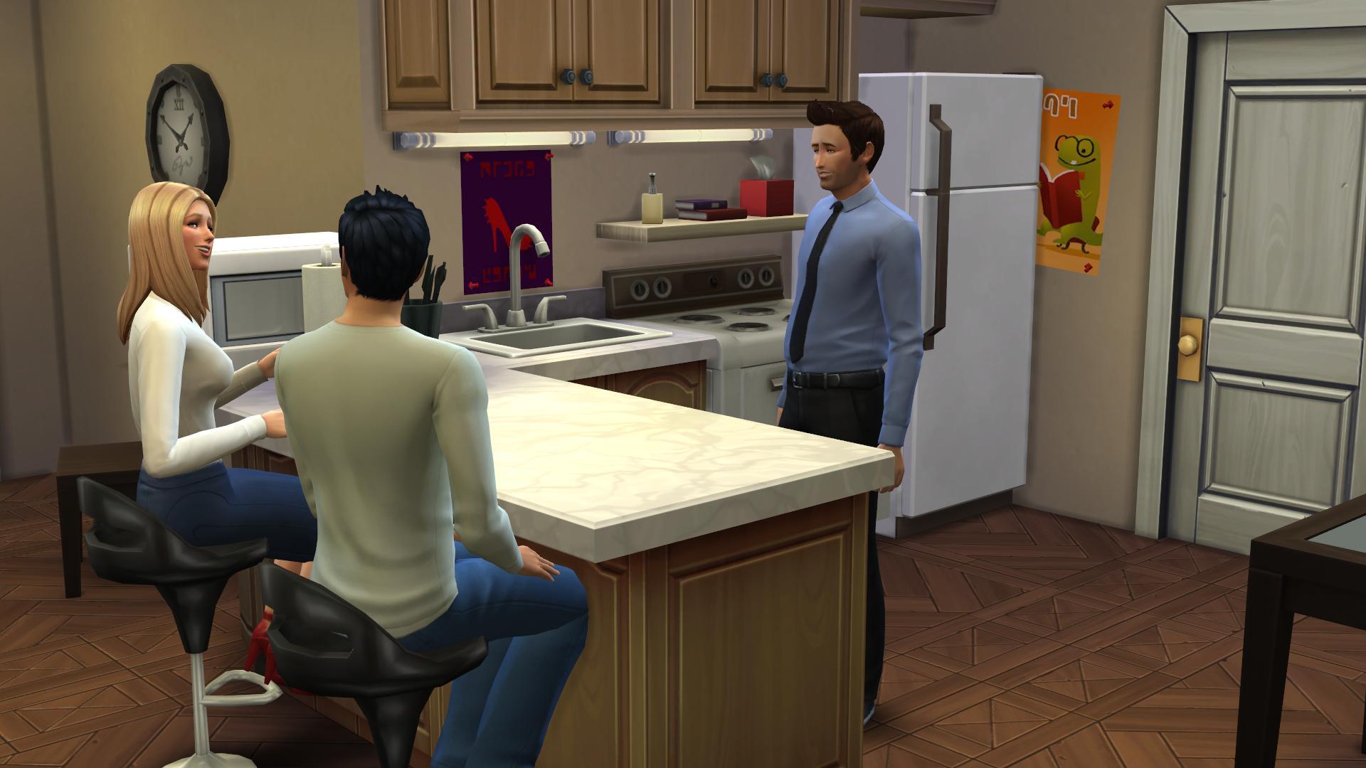 Friends Sims
