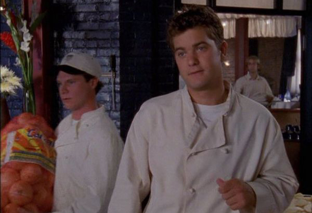 Pacey chef