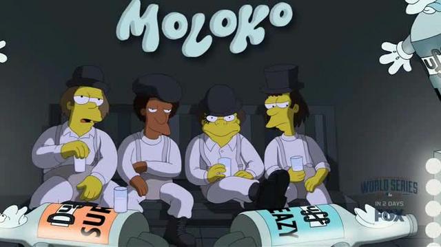 Simpson kubrick
