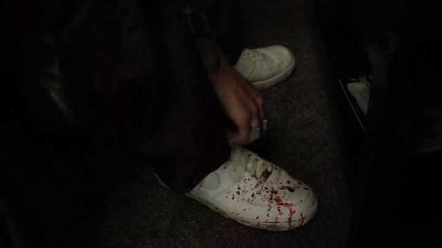 Scarpe sangue