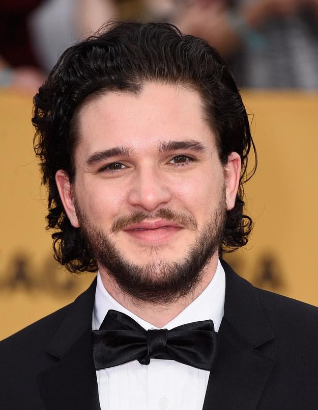 Jon snow smile