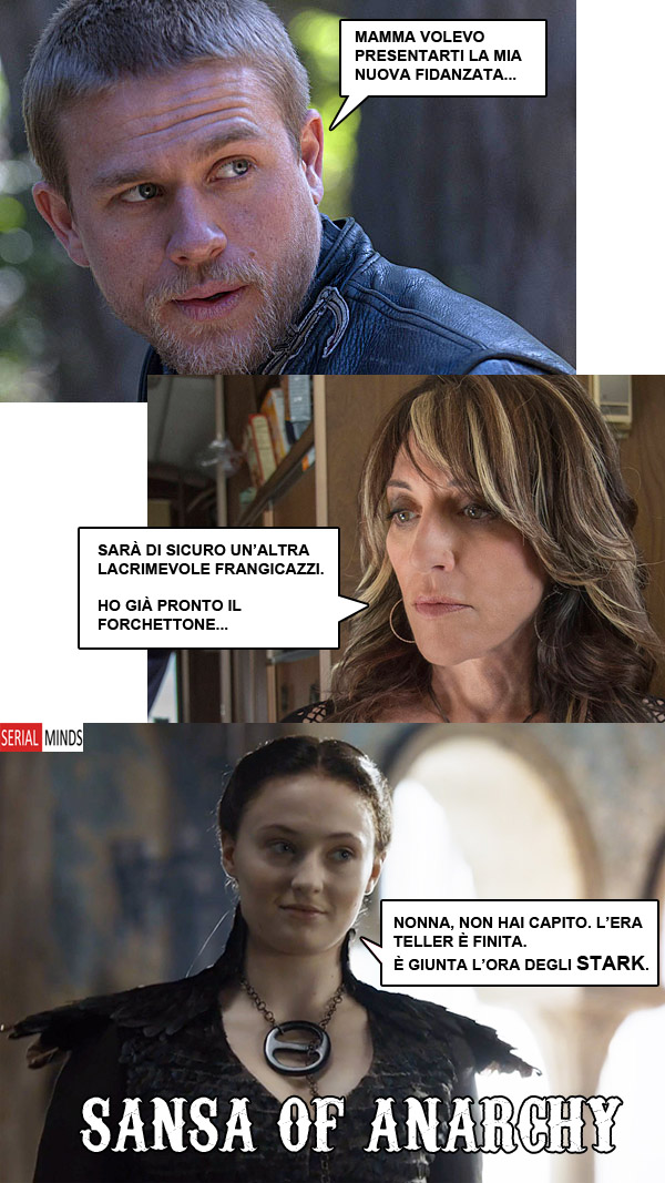 Sansa of Anarchy