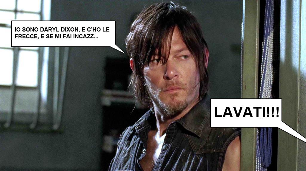 Daryl mod