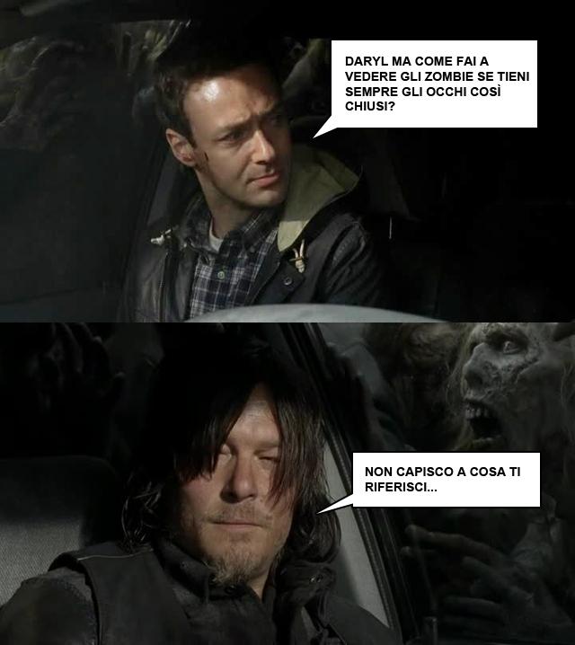Daryl occhi