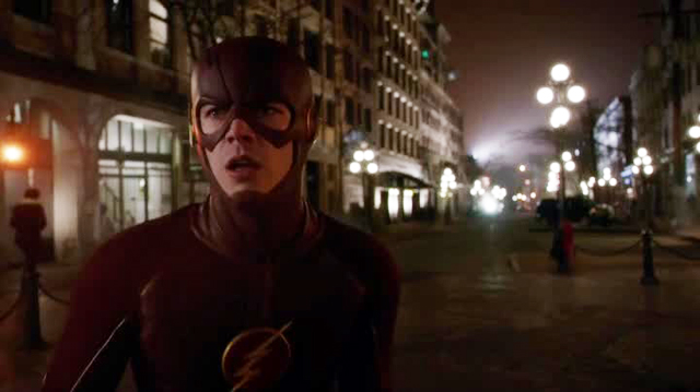 The Flash viaggio nel tempo