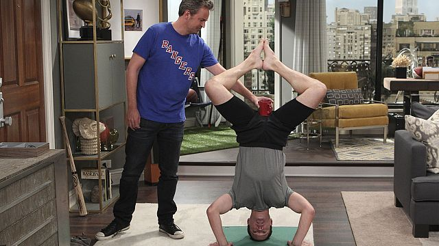 The Odd Couple Matthew Perry (2)