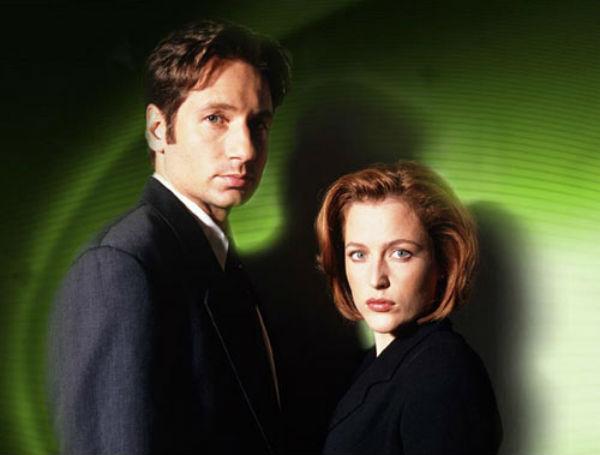 X-Files-Mulder-e-Scully
