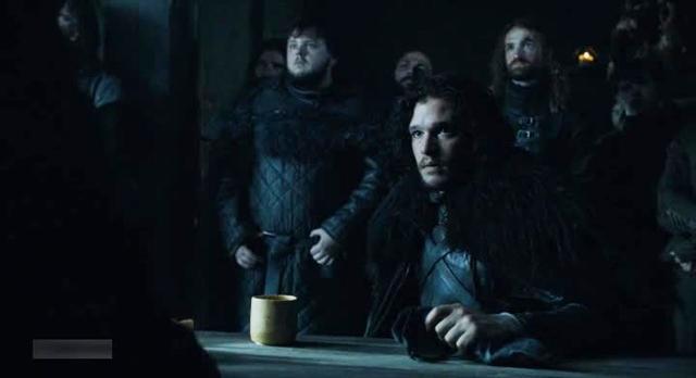 Game of Thrones Jon Snow commander
