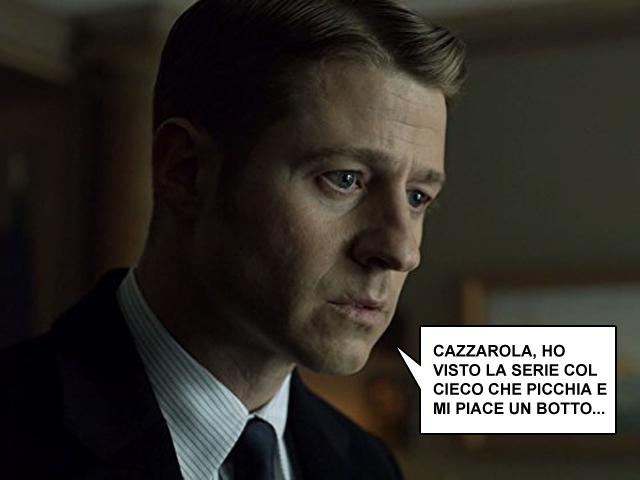 Gotham season finale MOD