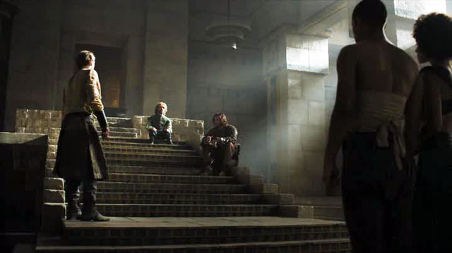 Game of Thrones 5 finale Tyrion