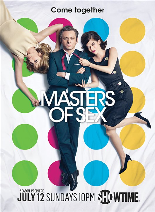 Masters of Sex terza stagione cop