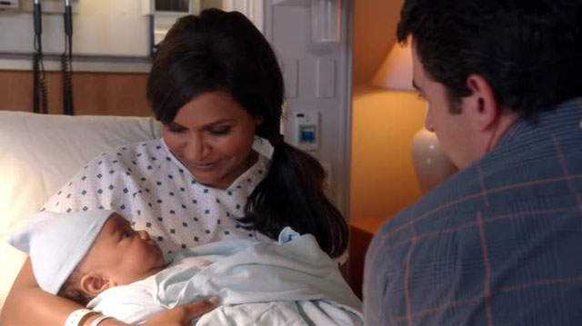 The Mindy project neonato