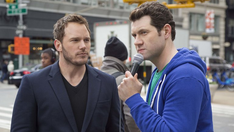 Billy on the street chris pratt