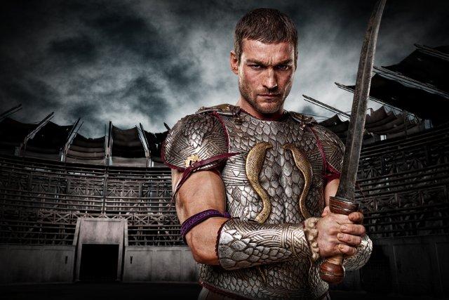 Spartacus Starz (5)