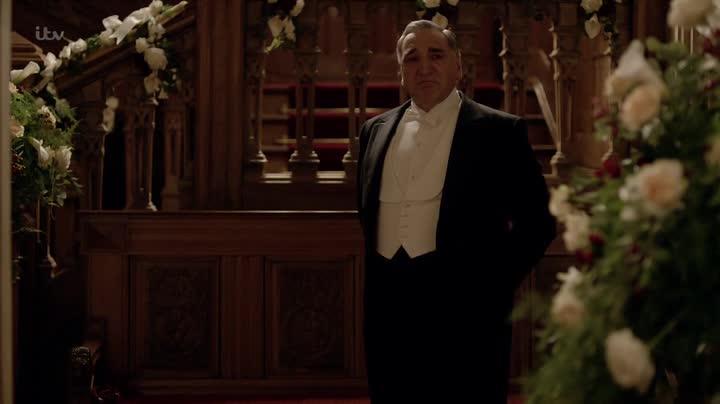 Downton Abbey finale carson