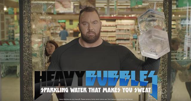 heavy-bubbles