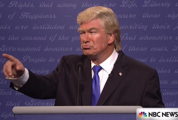 Baldwin trump