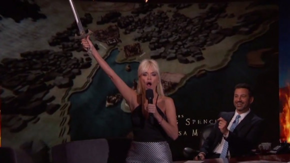Kristin Chenoweth canta Game of Thrones