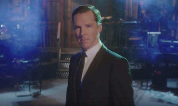 Benedict Cumberbatch SNL