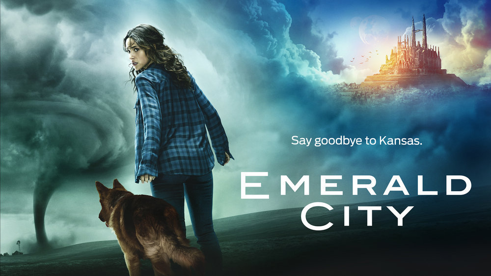 "EMERALD CITY -- Pictured: ""Emerald City"" Horizontal Key Art -- (Photo by: NBCUniversal)"