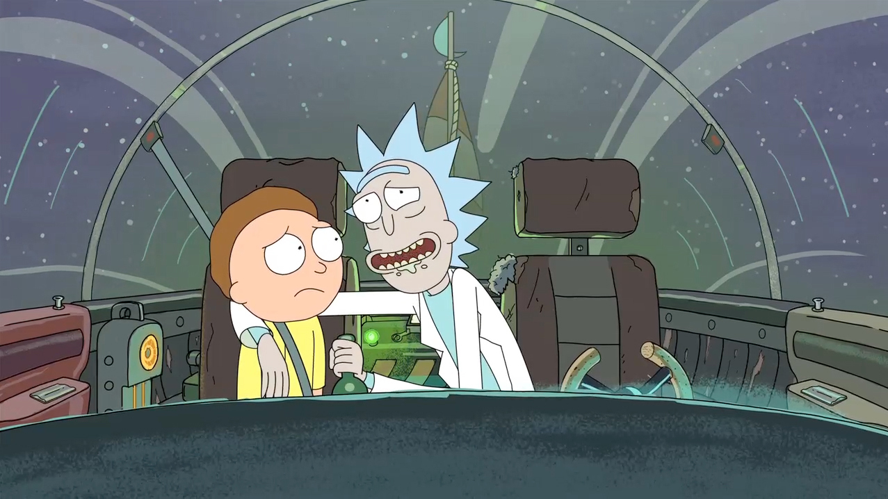 Rick and Morty (3)