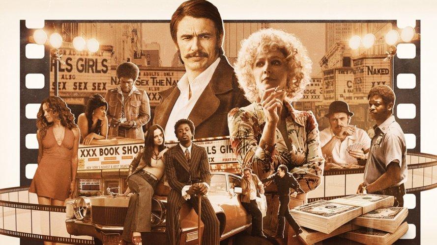 James Franco e Maggie Gyllenhaal sono i protagonisti di The Deuce, la nuova serie di HBO su Sky Atlantic HD