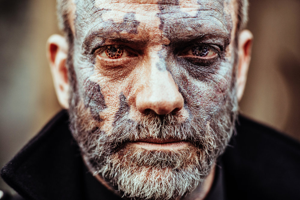 """Z NATION -- """"Heart of Darkness"""" Episode 310 -- Pictured: Keith Allan as Murphy -- (Photo by: Daniel Sawyer Schaefer/Go2 Z/Syfy)"""