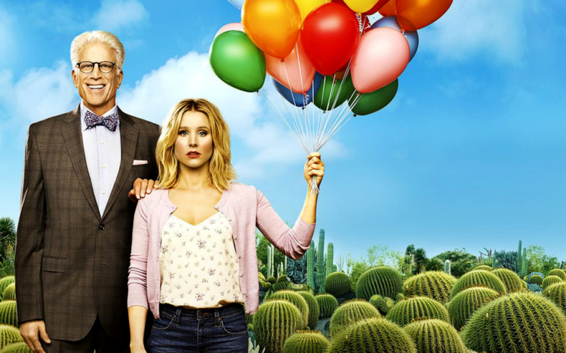 the good place seconda stagione