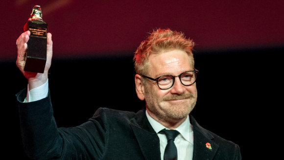 Kenneth Branagh awarded at the Camerimage 2017, Bydgoszcz, Poland - 11 Nov 2017