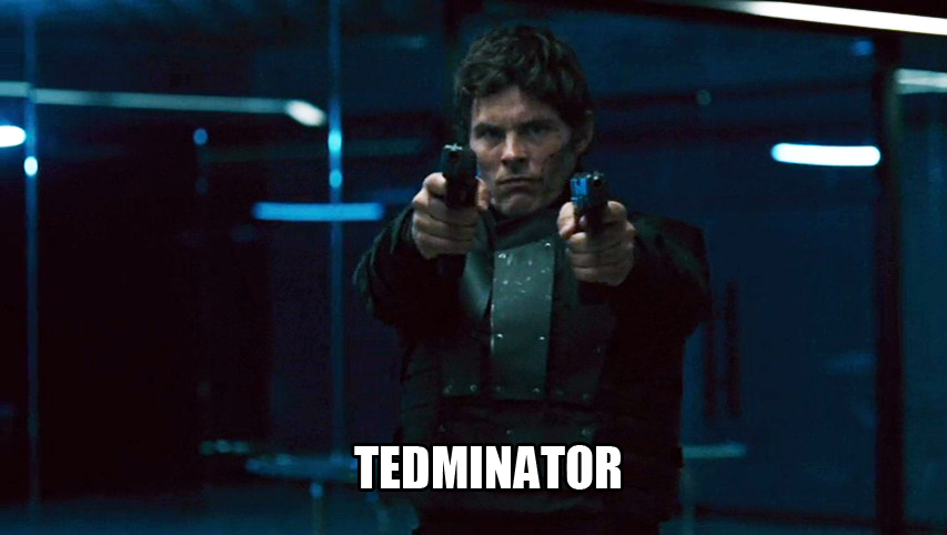Westwolrd-Tedminator