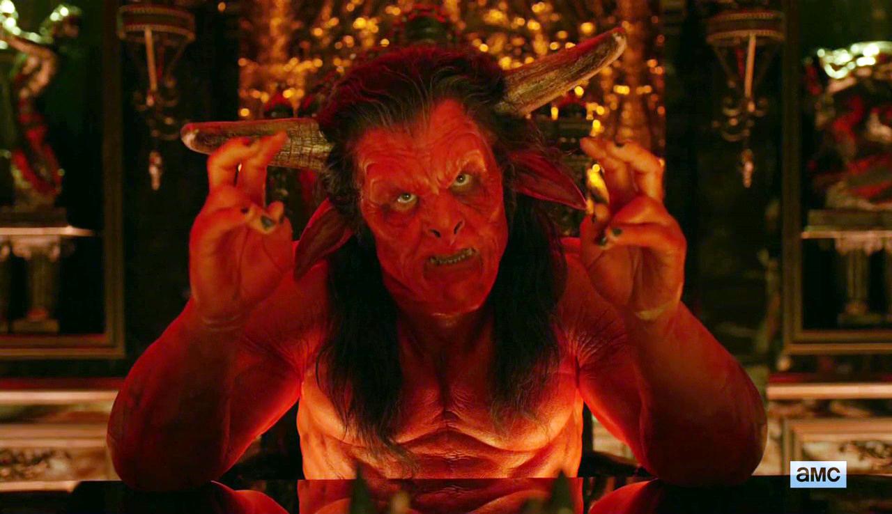 Preacher 3x04 -Devil