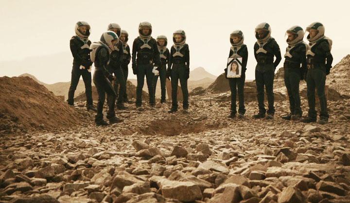 Mars-funeral