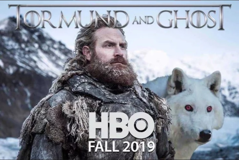 Game-of-Thrones-000Tormund and Ghost