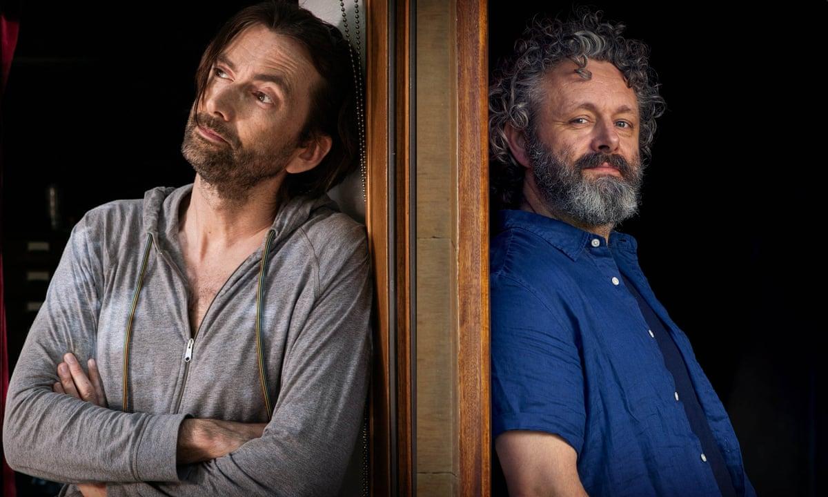 Staged - La serie su Zoom con David Tennant e Michael Sheen